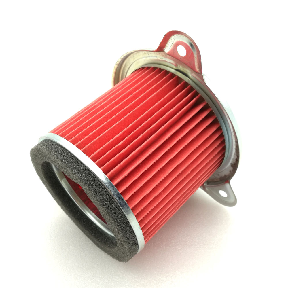 Dual-sport Motorcycle Cotton Gauze Air Filter Intake Cleaner System For Honda Transalp XL600V XL600 V 1987-2000 1988 1989 1990 image
