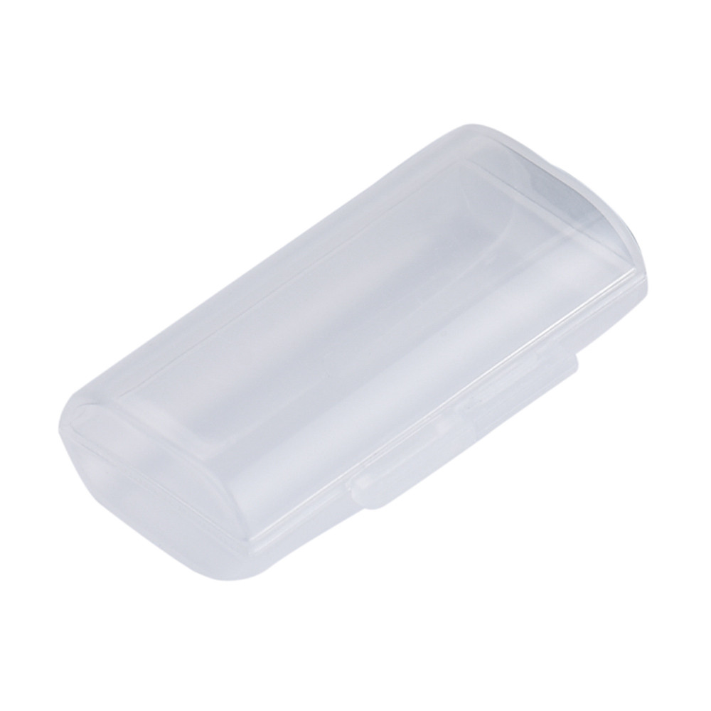 Del Hot Portable Hard Plastic Battery Case Holder Storage Box For 2xAA 3V Batteries Td1030 Dropship