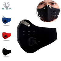masque facial ski