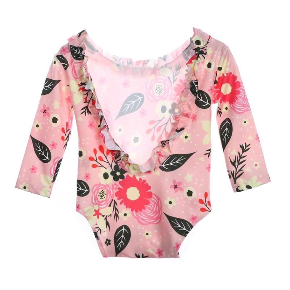 Mamelucos del bebé del estampado floral Nuevo estilo del verano Ropa - Ropa de bebé