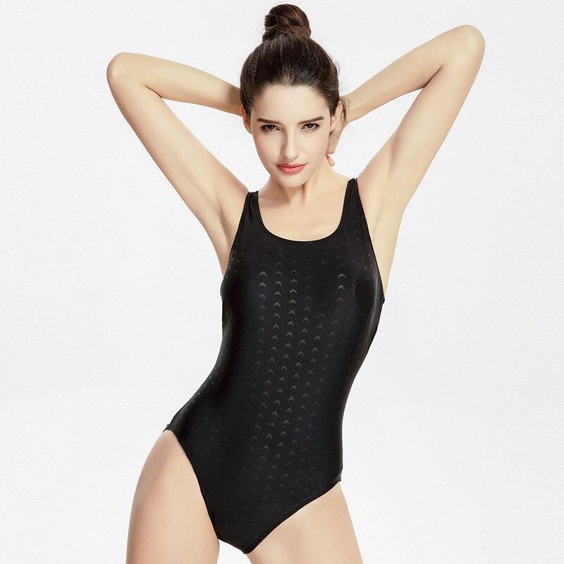 Plus Size Black/Dark Blue One Piece Swimwear Women Sport Swimming suit for Women Triangular Swimsuit Bathing Suit Monokini 2XL napapijri guji check dark blue