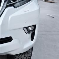 1 компл. ABS Пластик наружные передние противотуманные лампы Установите набор для Toyota FJ150 2018 автомобилей Стайлинг Интимные аксессуары