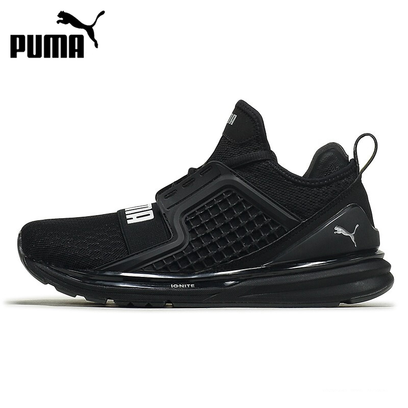 separation shoes 3b85f dcdac US $130.2 30% OFF Original New Arrival 2019 PUMA IGNITE Limitless Unisex  Running Shoes Sneakers-in Running Shoes from Sports & Entertainment on ...