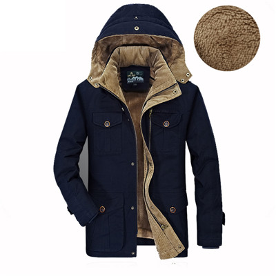High Quality Brand Thickening Winter Coat Cotton-Padded Jacket Men 2016 Fashion jaqueta masculina Warm Fleece Parkas Plus Size jacket men winter warm padded male fashion waterproof outwear coat mens parka plus size jackets 4xl jaqueta masculina