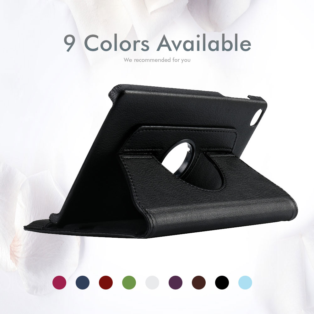 Litchi Pattern Tablet PU Leather Cases For Samsung Galaxy Tab S T700 T705 8.4 inch Case 360 Rotating Stand Cover