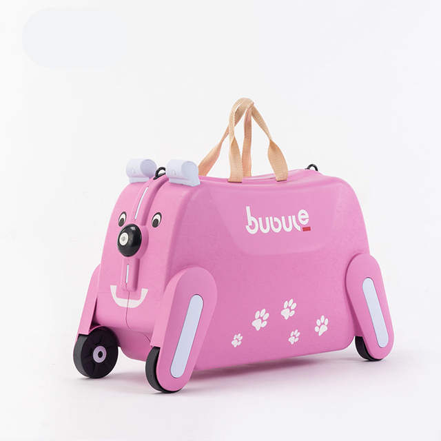 6afc4b4179c0 placeholder BeaSumore toy motorcycle shape Kids Rolling Luggage Cute  Cartoon Children Suitcase Wheels Cabin Girls Trolley Student