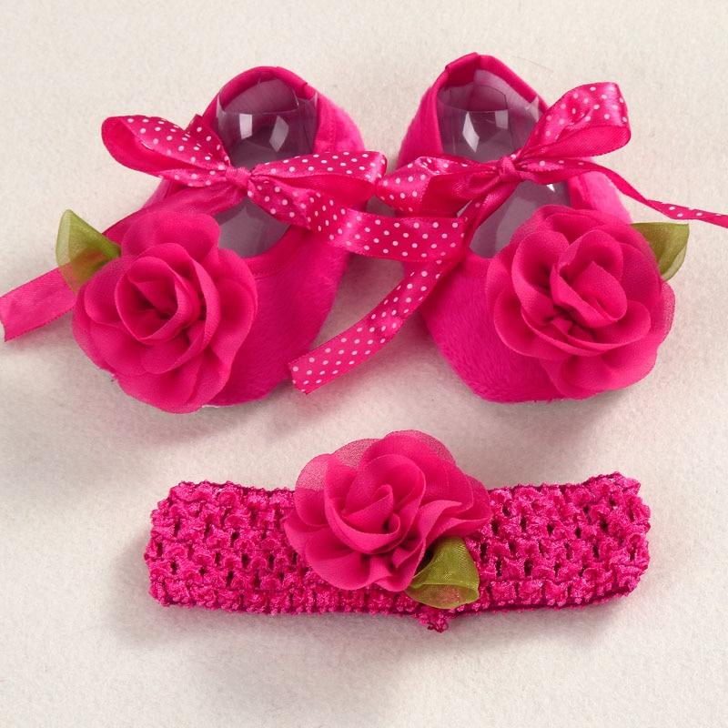 Αγοράστε ένα πάρτε ένα παπούτσια μωρών Rhinestone Νεογέννητα Μάρκα, Παπούτσια Baby Toddler Baby Άσπρο Λουλούδι, Baby Moccasins Βρεφικά παπούτσια βαπτίσματος