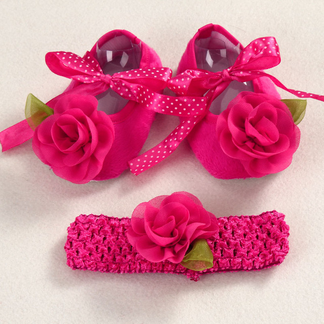 Buy one get one Rhinestone Newborn Baby Shoes Branded Toddler Baby Girl  Shoes white Flower Baby Moccasins Infant Baptism Shoe 107864d74751