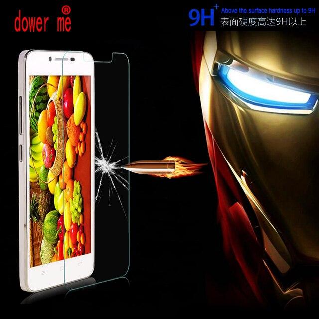 Dower me vidrio templado 9 H Protector de pantalla para JUST5 M503 SmartPhone