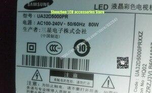 Image 5 - 2 adet/grup 347mm LED arka lamba şerit 44LED Samsung 32 inç TV 2011SVS32 456K H1 UA32D5000 LTJ320HN01 H BN64 01634A