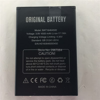 Mobile Phone Battery T5 BAT16464500 Battery 4500mAh Mobile Accessories High Capacit Original Battery For DOOGEE Phone