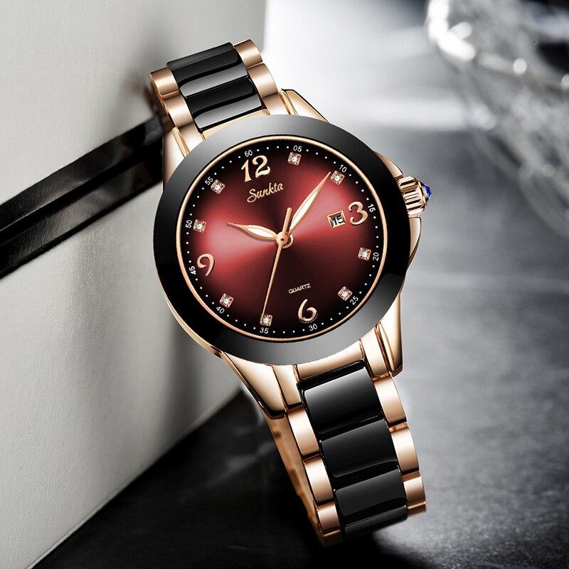 Часы SUNKTA 6627