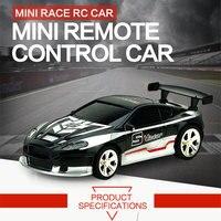 2016 Vendita Calda 1:58 Mini Auto Giocattoli 4CH Lattine di Coca pacchetto Deriva Radiocomando Speedcross 3 RC Auto Elettrica Per bambini