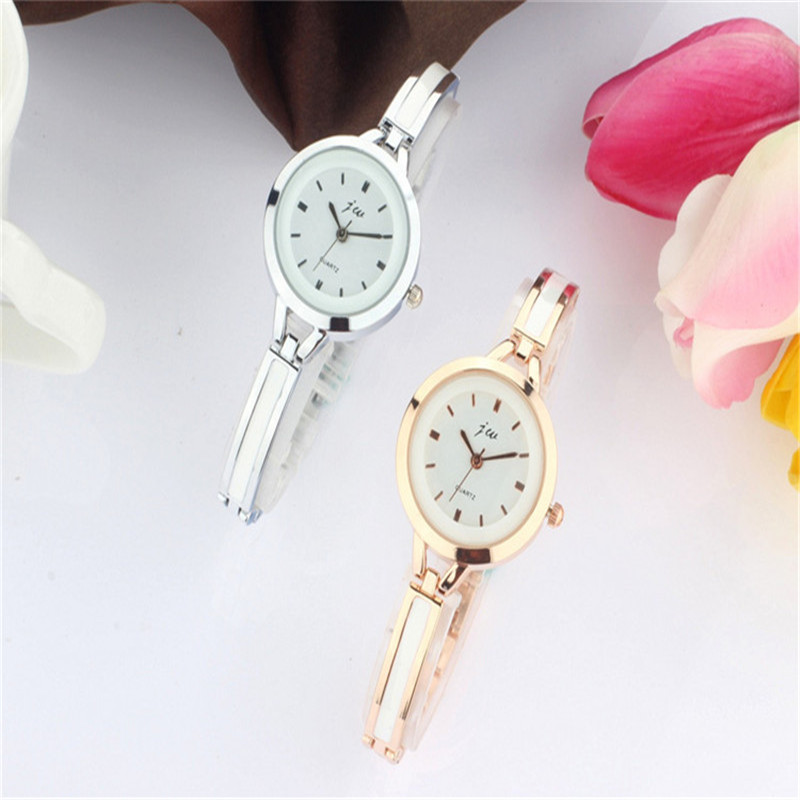 Korean Style Ladies Quartz Watches Fashion Women Wristwatches Bracelet Bangle Luxury Best Gift Fit Party Women Dress reloj mujer 6