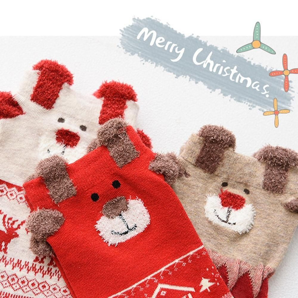 new 2018 women sock winter warm christmas gifts stereo - 750×623
