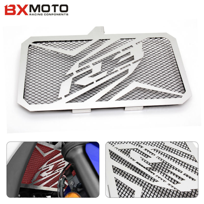 R3 Cover Motorcycle Accessories Engine Radiator Bezel Guard Cover Grill Protector Motorbike Parts For Yamaha Yzf R3 2015-2017 arashi motorcycle radiator grille protective cover grill guard protector for 2008 2009 2010 2011 honda cbr1000rr cbr 1000 rr