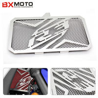 R3 Cover Motorcycle Accessories Engine Radiator Bezel Guard Cover Grill Protector Motorbike Parts For Yamaha Yzf R3 2015 2017