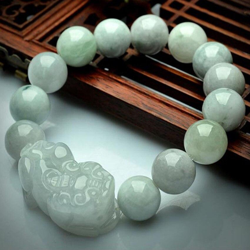 Obsidienne naturelle Ruyi guan Yin accrocher/envoyer collier en pierre/coffrets cadeaux