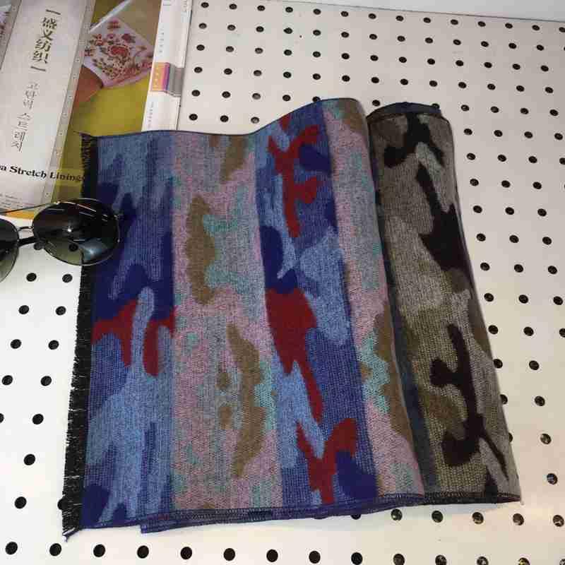2016 Winter Design Brand Cashmere Scarf font b Tartan b font Echarpes Men Casual Scarves Business