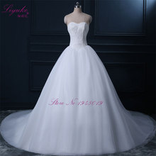 Real Photos Off The Shoulder Ball Gown Wedding Dress Lace up Bridal Gown Sexy Robe De Mariage Vestido De Novia
