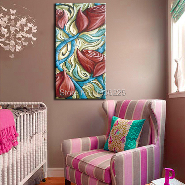 Popular Abstract Fabric Painting Designs Buy Cheap Abstract Fabric