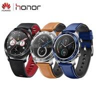 Huawei Honor Magic Smart Watch, Heart Rate Fitness Tracker Sleep Run Cycling Swimming Mountain GPS 1.2 AMOLED NFC Smartwatch