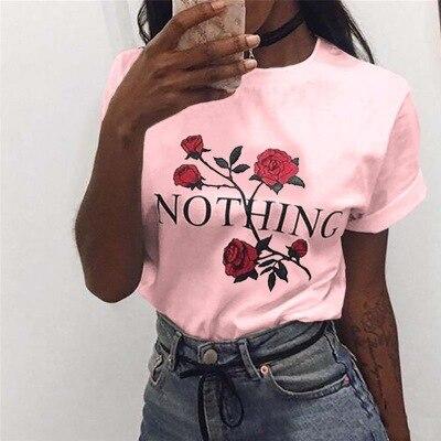 2018 sommer Herbst Neue Frauen Harajuku Mond Stickerei Lange Hülse O-ansatz Lila T-Shirt Hip Hop Casual Tops Tees T-shirt Femme