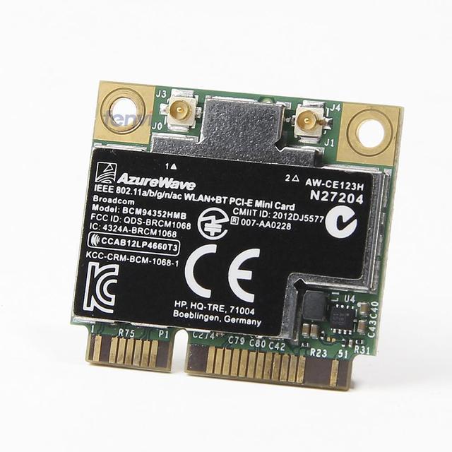Broadcom BCM4352Z 2x2 Wi-Fi Adapter Treiber Herunterladen