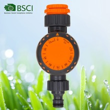 Automatic Machine Water Timer Irrigation Controller System Timer Garden Watering Timer Home 120 Minutes Water Flow Timing water timer irrigation controller system timer garden watering timer home 3 port 2 head 120 minutes water flow