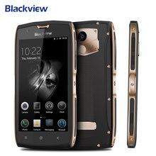 Blackview BV7000 смартфон IP68 Водонепроницаемый NFC 1080×1920 2 ГБ Оперативная память + 16 ГБ Встроенная память отпечатков пальцев 2SIM Android 7,0 gps 4 г 5,0 дюймов телефон
