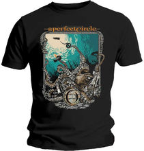 A Perfect Circle The Depths T-Shirt - NEW & OFFICIAL! New 2018 Hot Summer Casual T Shirt Printing Interesting