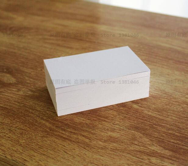 blank white clean cut matte coated business cards c2s 2x35 150pk 6