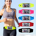 4-5.2 inch Universal Waterproof Sports Running Waist Pocket Belt Case For iPhone 7 6 6S 5C 5S SE For Samsung A3 A5 2016 J5 Cover