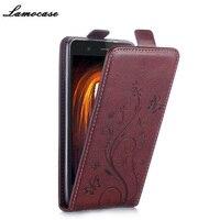 Butterfly Painted For Lenovo zuk z1 Case Leather Cover Flip Vertical Phone Bags & Cases for Lenovo ZUK Z1 (Z1221) 5.5