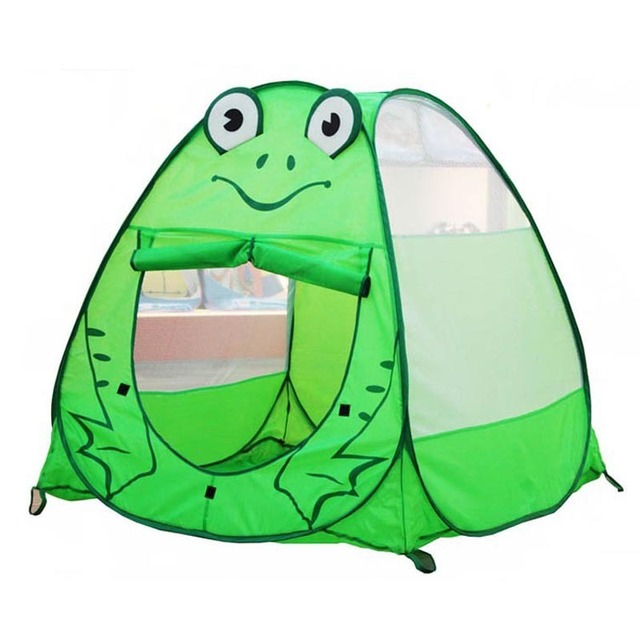 YARD Kids Foldable Play Houses Baby Cute Toy Tent Indoor Play Tents ...