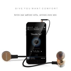 Image 4 - Awei ES Q6 Wire In Ear Earphone 3.5mm Jack Headphones Super Bass Headset With Microphone Earphones Headphone Auriculares Kulaklk