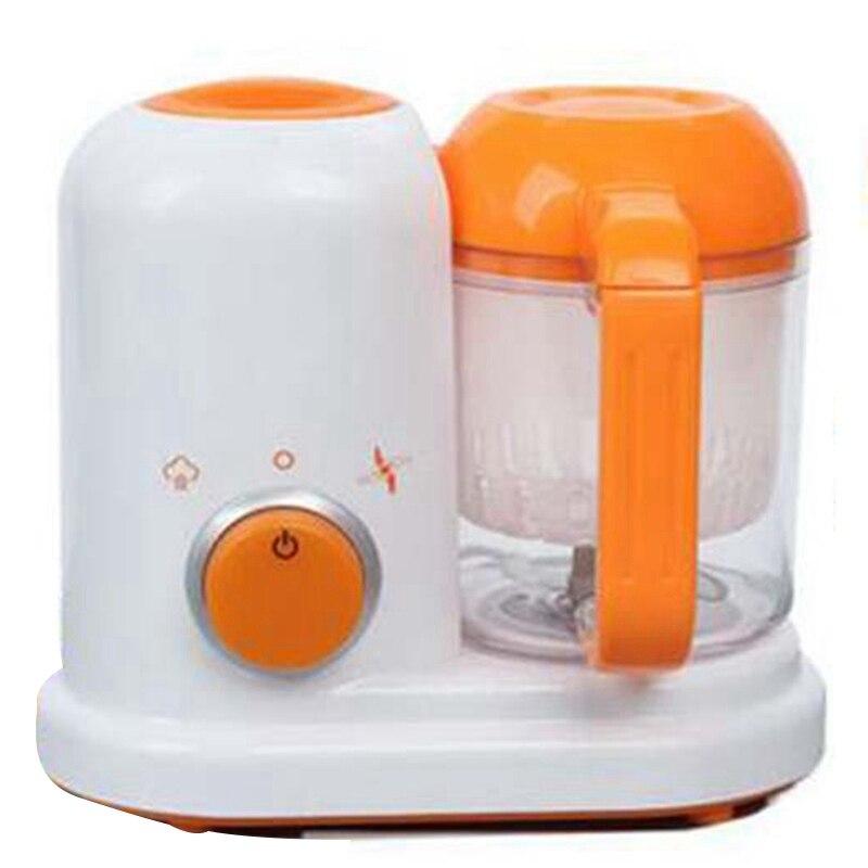 Electric Baby Food Maker All In One Toddler Blenders Steamer Processor BPA Free Food-Graded PP EU AC 200-250V Steam Food Safe