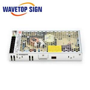 Image 3 - Meanwell LRS 200 Đơn Đầu Ra Chuyển Đổi Nguồn Điện 5V 12V 24V 36V 48V 200W Chính Hãng MW Thương Hiệu Đài Loan LRS 200 24