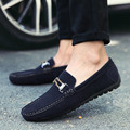 Loafers Mens Shoes Luxury Brand Moccasin Men Flats Shoes Slip On Leather Shoes For Men Loafers 2016 Zapatos Hombre ZNPNXN