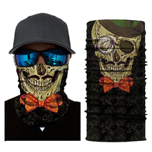 3D Magic Headband Outdoor Sports Neck Warmer Cycling Bike Bicycle Riding Face Mask Head Scarf Scarves Bandana Turban Pirate Hat