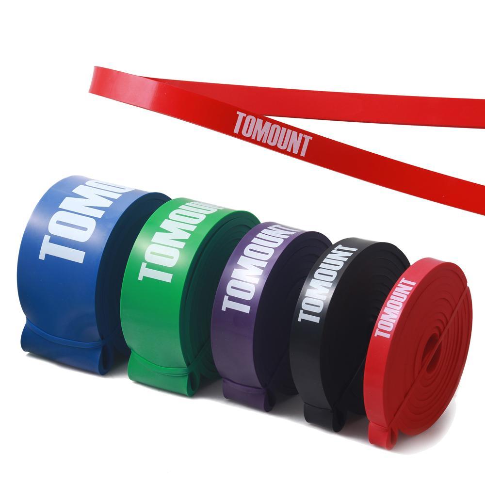 المقاومة باند بممارسة crossfit قوة الوزن - اللياقة البدنية وكمال الاجسام