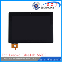 New 10 1 Inch For Lenovo IdeaTab S6000 Full LCD Display Panel Monitor With Touch Screen
