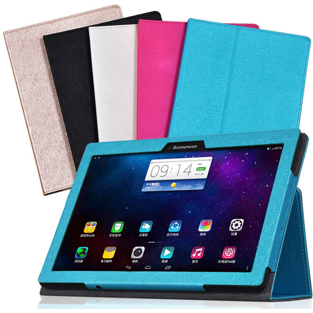 Case for Lenovo TAB 10 TB-X103F PU Leather Shell Funda for Lenovo TAB3-X70 TAB2-X103F X103M Tablet Case+Touch Pen pu leather stand cover case 10 inch tablet filp case for lenovo tab 10 tb x103f x103f tab 3 10 plus 10 1 universal cases