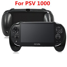 Joypad Stand Case Plastic Gamepad Hand Grip Holder Handle Stand for PlayStation VITA Controller PS VITA PSV 1000 Console Black(China)