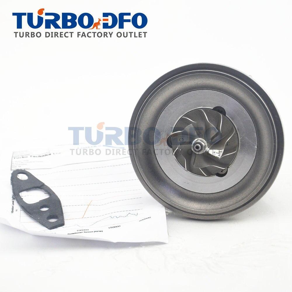 CT2 17201-33010 turbo cartouche équilibrée pour BMW Mini One D 55Kw 75HP W17 1364 ccm 2002-2006-nouveau noyau de turbine 11657790867 CHRA