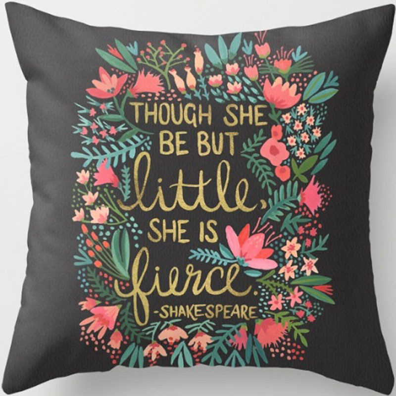 XJBZT030F01little-fierce-on-charcoal-pillows
