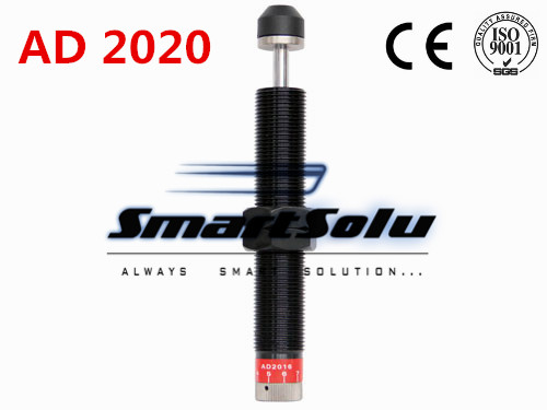 free shipping 1pcs M20x1.5 Pneumatic Hydraulic Shock Absorber Damper 20mm stroke AD 2020 free shipping 1pcs m42x1 5 pneumatic hydraulic shock absorber damper 25mm stroke ad 4225