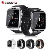 LEMFO Smart Watches Bluetooth DZ09 Electronic Smart Watch Men DZ09 2017 DZ 09 Support SIM Card