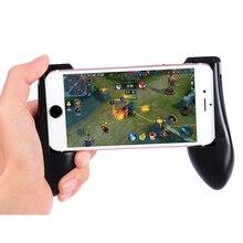 ユニバーサル携帯電話ゲームハンドルゲームパッドゲームコントローラコンソール用 PUBG 携帯のための iphone アンドロイド