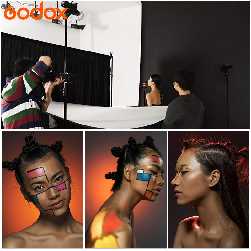 Godox bd 07 barn door 4 color gel filters red yellow blue green godox bd 07 barn door 4 color gel filters red yellow blue green with honeycomb grid for godox ad200 pocket flash in flashes from consumer electronics on sisterspd